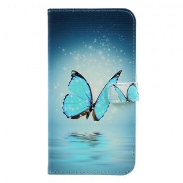 "Módní pouzdro ""Water Butterfly"" pro Huawei Mate 9"