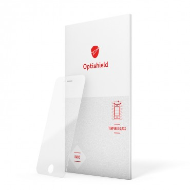 Ochranné sklo Optishield Basic pro iPhone SE / 5 / 5S / 5C