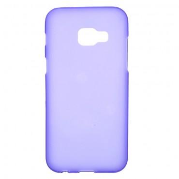 TPU gelový obal pro Samsung Galaxy A3 2017 - fialový