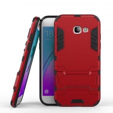 "Robustní kryt ""Impact X"" pro Samsung Galaxy A5 2017 - červené"