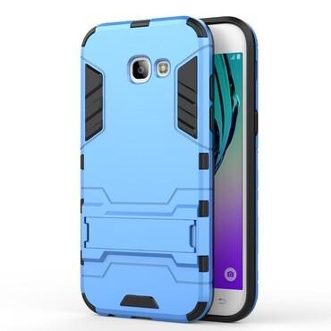 """Robustní obal """"Impact X"""" pro Samsung Galaxy A5 2017 - modrý"""