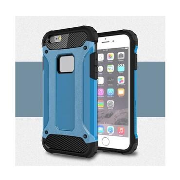 "Robustní kryt ""Rock"" pro iPhone 6 / 6S - modrý"