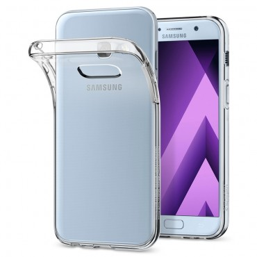 "Obal Spigen ""Liquid Crystal"" pro Samsung Galaxy A3 2017"