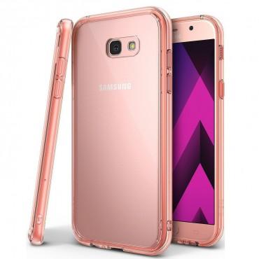"""Obal Ringke """"Fusion"""" pro Samsung Galaxy A5 2017 - růžově zlatý"""