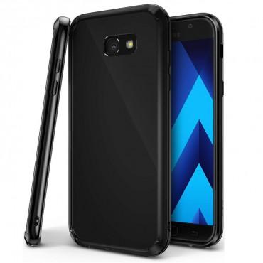 """Obal Ringke """"Fusion"""" pro Samsung Galaxy A3 2017 - stínově černý"""