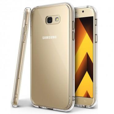 """Obal Ringke """"Fusion"""" pro Samsung Galaxy A3 2017 - křišťálově jasný"""