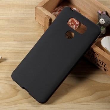 TPU gelový obal pro LG G6 - černý