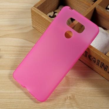 Kryt TPU gelpro LG G6 - růžové