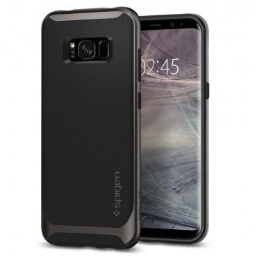 """Kryt Spigen """"Neo Hybrid"""" pro Samsung Galaxy S8 Plus - gunmetal"""