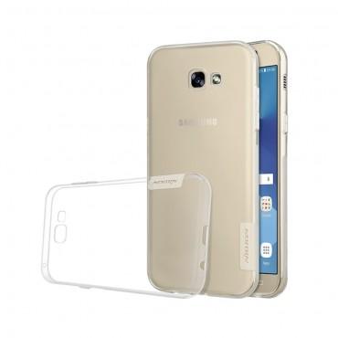 "Premium tenký kryt ""Nature"" pro Samsung Galaxy A5 2017 - průhledný"