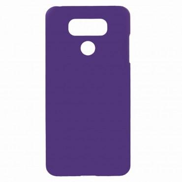 Pevný kryt TPU pro LG G6 - fialový