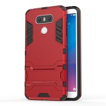 """Robustní obal """"Impact X"""" pro LG G6 - červený"""