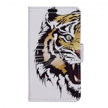 """Módní pouzdro """"Tiger"""" pro LG G6"""