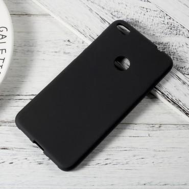 TPU gelový obal pro Huawei Honor 8 Lite / P8 Lite 2017 - černý