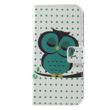 """Kryt TPU gel """"Sleeping Owl"""" pro Huawei Honor 8 Lite / P8 Lite 2017 / Nova Lite"""