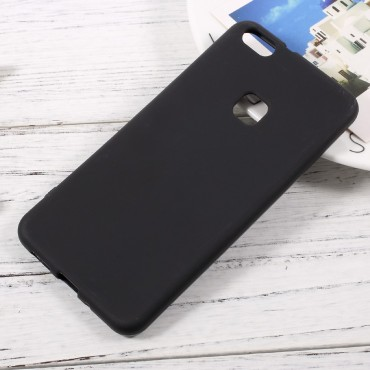 TPU gelový obal pro Huawei P10 Lite - černý