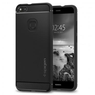 "Kryt Spigen ""Rugged Armor"" pro Huawei P10 Lite - black"