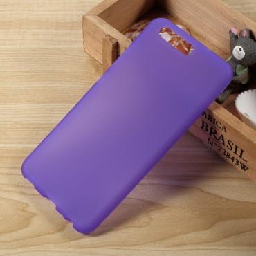 Kryt TPU gel pro Huawei P10 - fialový