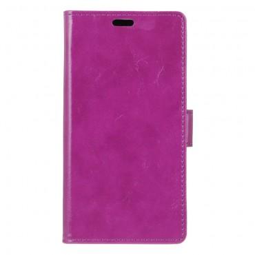 """Módní kryt """"Smooth"""" pro Huawei P10 - fialový"""