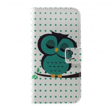 "Módní pouzdro ""Sleeping Owl"" pro Huawei P10"