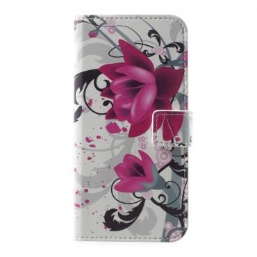 "Módní kryt ""Lotus Flower"" pro Huawei P10"