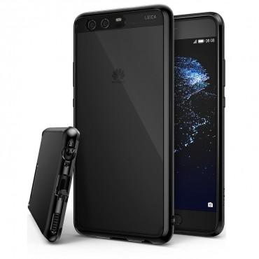 """Obal Ringke """"Fusion"""" pro Huawei P10 - inkoustově černý"""