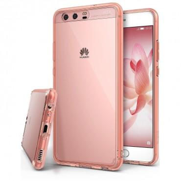 """Obal Ringke """"Fusion"""" pro Huawei P10 - růžově zlatý"""