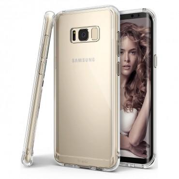 """Obal Ringke """"Fusion"""" pro Samsung Galaxy S8 - křišťálově jasný"""