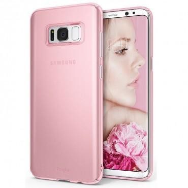"Kryt Ringke ""Slim"" pro Samsung Galaxy S8 - frost pink"