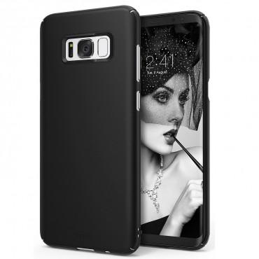 "Kryt Ringke ""Slim"" pro Samsung Galaxy S8 - sf black"
