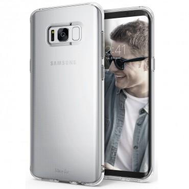 "Kryt Ringke ""Air"" pro Samsung Galaxy S8 - crystal view"