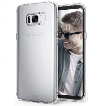 "Kryt Ringke ""Air"" pro Samsung Galaxy S8 Plus - crystal view"