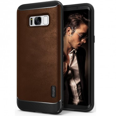 "Kryt Ringke ""Flex S"" pro Samsung Galaxy S8 Plus - brown"