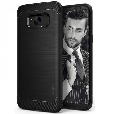 "Kryt Ringke ""Onyx"" pro Samsung Galaxy S8 - black"