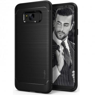 "Kryt Ringke ""Onyx"" pro Samsung Galaxy S8 Plus - black"