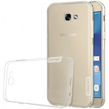 """Prémiový tenký obal """"Nature"""" Samsung Galaxy A3 2017 - průhledný"""