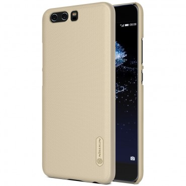"Premium kryt ""Super Frosted Shield"" pro Huawei P10 - zlatý"