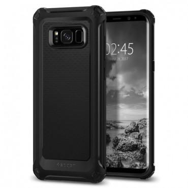 "Kryt Spigen ""Rugged Armor Extra"" pro Samsung Galaxy S8 - černé"