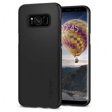 """Obal Spigen """"Thin Fit"""" pro Samsung Galaxy S8 Plus - černý"""