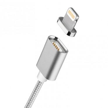 """Prémiový magnetický kabel """"Power Snap"""" s Lightning adaptérem"""
