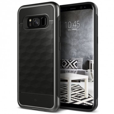 Kryt Caseology Parallax Series pro Samsung Galaxy S8 Plus - black