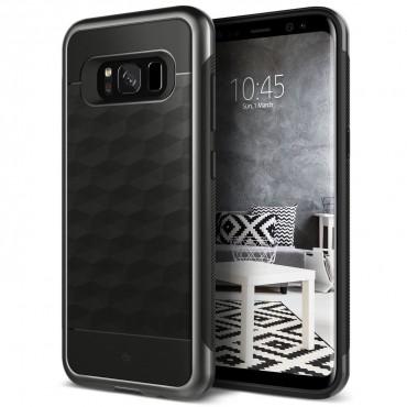 Obal Caseology Parallax Series pro Samsung Galaxy S8 Plus - černý