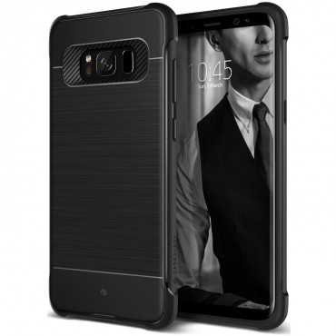 Kryt Caseology Vault pro Samsung Galaxy S8 Plus - black