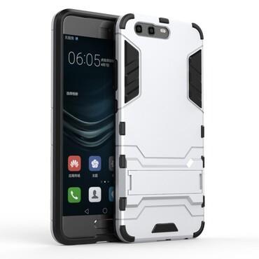 "Robustní obal ""Impact X"" pro Huawei P10 - stříbrný"