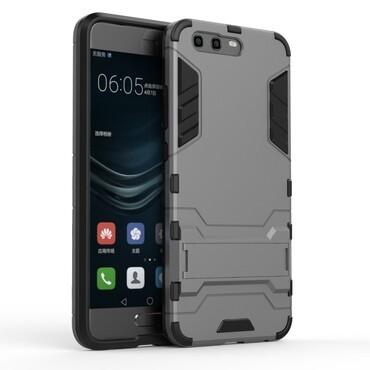 """Robustní kryt """"Impact X"""" pro Huawei P10 - šedý"""