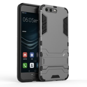 """Robustní obal """"Impact X"""" pro Huawei P10 - šedý"""