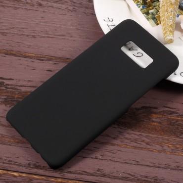 Pevný kryt TPU pro Samsung Galaxy S8 - černý