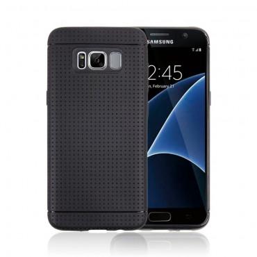 """TPU gelový obal """"Dream"""" pro Samsung Galaxy S8 - černý"""