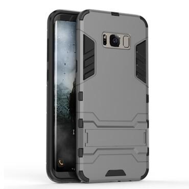 """Robustní obal """"Impact X"""" pro Samsung Galaxy S8 - šedý"""
