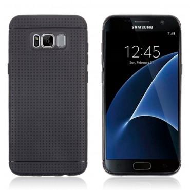 "Kryt TPU gel ""Dream"" pro Samsung Galaxy S8 Plus - černý"